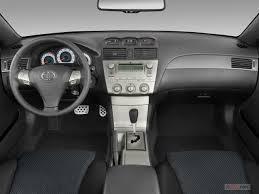 2005 Camry Interior 2008 Toyota Camry Solara Interior U S News U0026 World Report