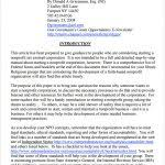 template for non profit business plan boblab us