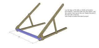 a frame plans free free diy furniture plans how to build a swing a frame the design
