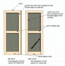 barn shed door panel ideas your own set of replacement