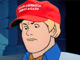 Fred Meme - fred jones make america great again know your meme