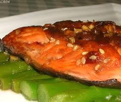 cuisiner des truites dans la cuisine de blanc manger filet de truite saumonée glacé