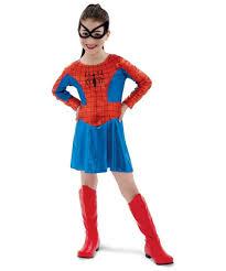spider costume toddler kids costume supehero halloween