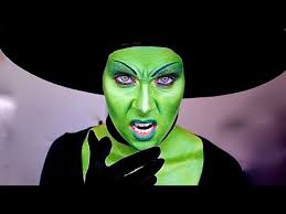 Wicked Witch Halloween Costume Wicked Witch West Halloween Makeup Tutorial