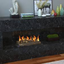 22 inch oak ceramic fireplace gas logs 6 piece
