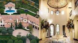 Beverly Hills Celebrity Homes by Tricked Out Celebrity Homes Chris Brown Rihanna Lifestyle Bet