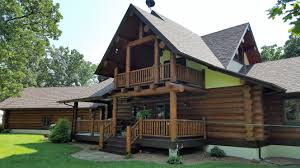 log home projects doyle log home services inc