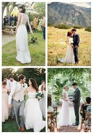 Backyard Wedding Dress Ideas Beautiful Backyard Wedding Ideas Happywedd Com
