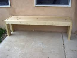 Backyard Bench Ideas by Easy To Build Wood Benches 113 Furniture Ideas With Easy Diy