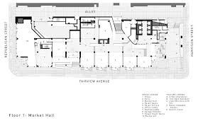 retail space floor plans gallery of 400 fairview skb architects kendall heaton