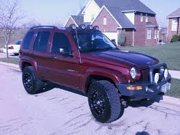 purple jeep 2003 jeep liberty information and photos zombiedrive