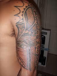 25 superb hawaiian tribal tattoos creativefan