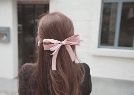 hair ribbon 185 best wear bows ribbons images on braids braid