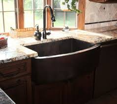 Best Kitchen Sink Ideas Images On Pinterest Copper Farmhouse - Apron kitchen sinks