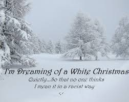 white christmas white christmas not a