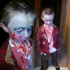 Zombie Boy Halloween Costume Diy Toddler Halloween Costume Shadow Hunter Costume Photo 2 4