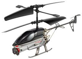 Radio Control Helicopters With Camera Silverlit Spy Cam 2 2 4ghz 3 Channel Gyro Helicopter Amazon Co Uk