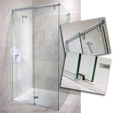shower door system glass shower doors frameless shower doors