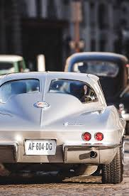 how many 63 split window corvettes were made 250 best corvette rear ends images on cars