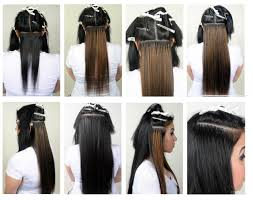 Can You Sleep With Hair Extensions by 54 Best Hair Extensions Images On Pinterest Hairstyles