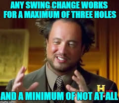 Golf Meme - 10 hilarious golf facts placed into a meme swing by swing golf