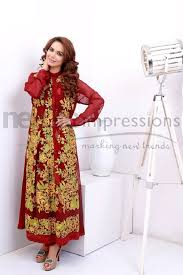 needle impressions party wear winter dresses 2016 beststylo com