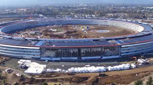 apple u0027s new billion spaceship campus u2013 photos video