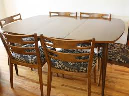 Mid Century Dining Table And Chairs Furnitures Mid Century Dining Table And Chairs Luxury Walnut