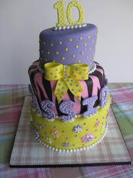 sugar chef cassidy u0027s 10th birthday cake