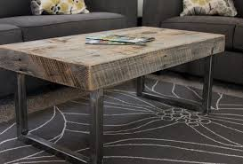 reclaimed wood table with metal legs reclaimed wood coffee table tube steel legs free shipping coffee