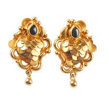 kerala earrings thanmayi er 1853 13 kerala design earrings