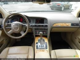 audi a6 beige interior 2006 audi a6 quattro reviews msrp ratings with amazing