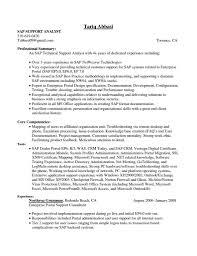 Sample Telecommunications Consultant Resume Sap Basis Resume Resume Cv Cover Letter