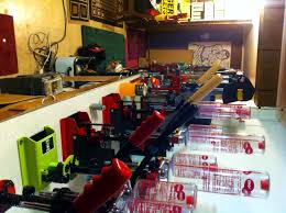 how about a photo or two of your reloading area shotgun forums
