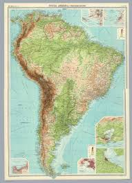south america map atlas composite south america david rumsey historical map collection
