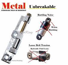 metal serpentine belt tensioner toyota camry rav4 highlander scion