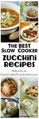 the best slow cooker zucchini recipes slow cooker or pressure cooker