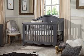 Infant Convertible Cribs Million Dollar Baby Etienne 4 In 1 Convertible Crib Toddler Rail