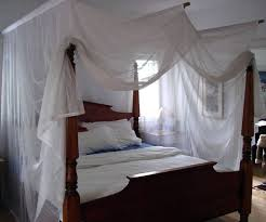 Bed Canopy Frame Handmade Canopy Bed Autour