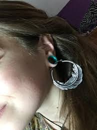 ear candy earrings dress up your stretched lobes with dangles hangers weights and