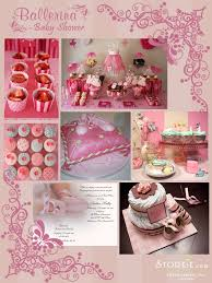 ballerina baby shower theme ballerina baby shower picture ballerina ba shower theme