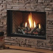 kingsman hb3624 direct vent gas fireplace u2010 36