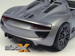 porsche supercar concept concept crush minichamps u0027 1 18 porsche 918 die cast x