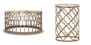 brass and glass end tables save or splurge brass and glass coffee tables