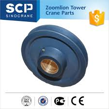 zoomlion crane parts manual tower crane pulley tower crane parts