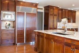 the robinsons kitchen living room entryway tiek built homes