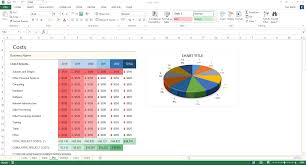 Flow Analysis Excel Template Business Plan Templates 40 Page Ms Word 10 Free Excel Spreadsheets