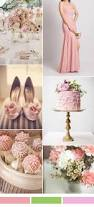 Pink Colour Combination Dresses by 25 Wedding Color Combination Ideas 2016 2017 And Bridesmaid