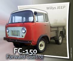 jeep van truck jeep fc blog jeep fc 150 forward control by willys motors inc