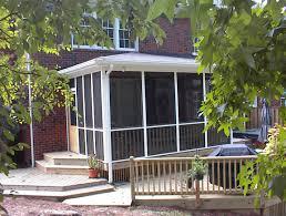 fresh small enclosed porch ideas 17686